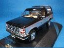 /プレミアムX フォード ブロンコ II 1989 ブラック/シルバー