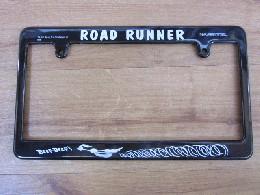 /ロードランナー ライセンス フレーム  【Road Runner】