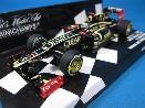 /ミニチャンプス ロータス F1 チーム ルノー E20 2012 アブダビGP ウィナー #9