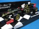 /ミニチャンプス ロータス ルノー R30 バレンシア テストセッション 2012年1月23日限定