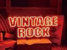 /ネオンサイン  【VINTAGE ROCK】 ビンテージロック