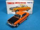 /トミカリミテッドヴィンテージ  いすゞ ベレット 1600GTR 1969 橙