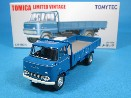/トミカリミテッドヴィンテージ  日産 C80型 3.5トン 高床(平荷台)仕様 トラック 青