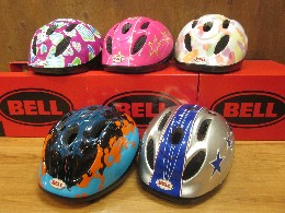 /BELL キッズヘルメット ズーム �A