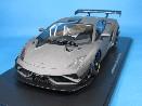 /オートアート コンポジット ランボルギーニ ガヤルド GT3 FL2 2013 マットダークグレー