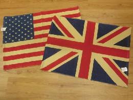/USA・UK ドアマット