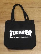 /THRASHER (スラッシャー) プリントトートバック