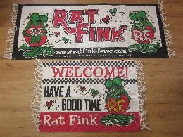 /RAT FINK ラットフィンク ラグマット