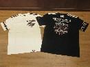 /カミナリ半袖Tシャツ カミナリモータース【86】 KMT-102M