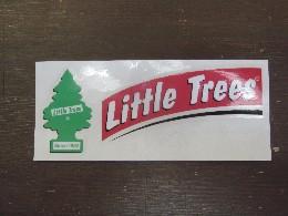 /リトルツリー/lt-st/PVCカットアウトステッカー