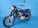 /ミニチャンプス ホンダ CB750 1968 ブルー