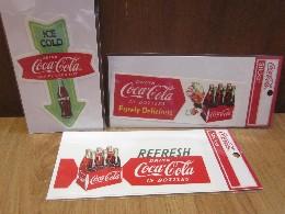 /コカ・コーラ ステッカー 4